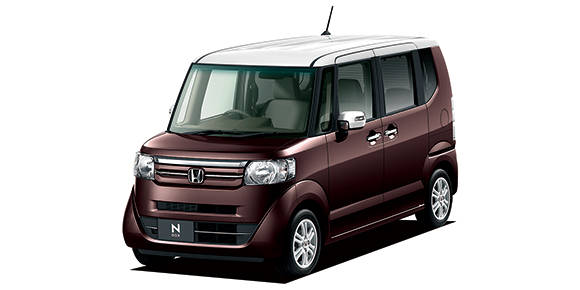 HONDA NBOX 2TONE COLOR STYLE G・L PACKAGE