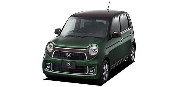 N-ONE プレミアム特別仕様車SSブラウンスタイルパッケージ フルタイム4WD CVT(無段変速車)(2016年6 ...