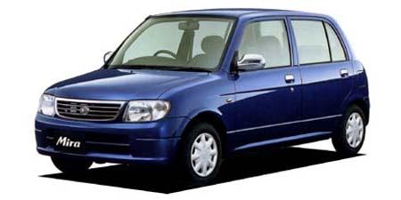 ミラ 2001発売モデル