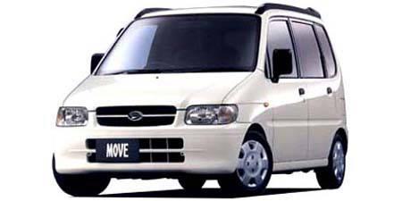ムーヴ 1999年6月発売モデル