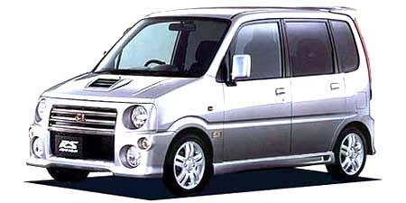 ムーヴ 2001年5月発売モデル