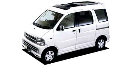アトレーワゴン 1999 (平成11) 年06月~2005年 (平成17) 5月 モデルのWEBカタログ