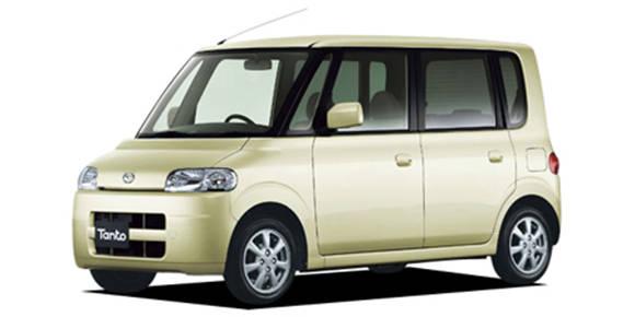 タント 2006発売モデル