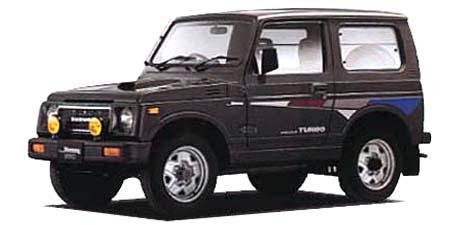スズキ  ジムニー 1990年3月〜1998年10月