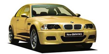 BMW E46 M3 2001(平成13)年1月〜2007(平成19)年8月