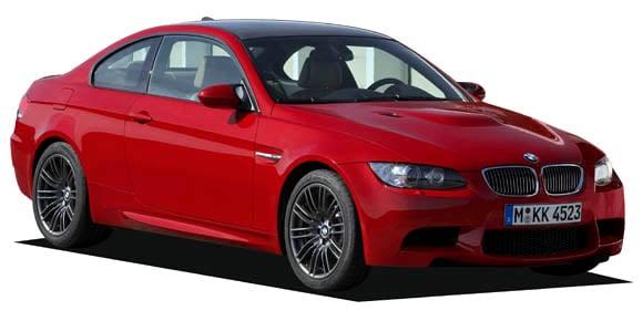 BMW E92/E90 M3 2007(平成19)年9月〜2014(平成26)年2月