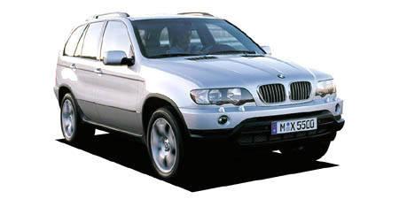 BMW E53 X5 2000年10月〜2007年6月