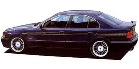 BMWアルピナ  B10 1997年10月〜2003年8月