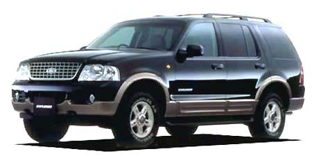 フォード  エクスプローラー 2001(平成13)年10月〜2011(平成23)年8月