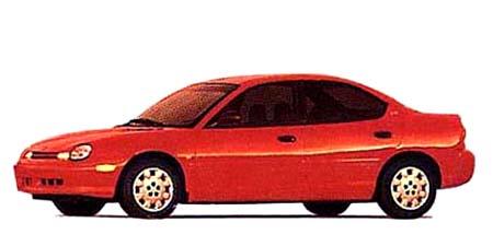 クライスラー  クライスラー・ネオン 1996(平成8)年6月〜1999(平成11)年9月