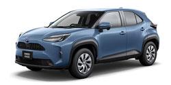 トヨタ ヤリスクロス ハイブリッドX<br>(フルタイム4WD / 5名 / CVT(無段変速車))