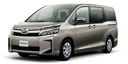 トヨタ ヴォクシー X<br>(FF / 8名 / CVT(無段変速車))