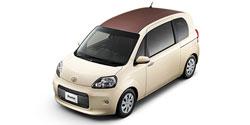 トヨタ ポルテ F ラフィネ<br>(フルタイム4WD / 5名 / CVT(無段変速車))