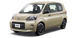 トヨタ ポルテ F グランパー<br>(フルタイム4WD / 5名 / CVT(無段変速車))