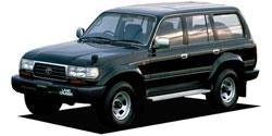 トヨタランドクルーザー80