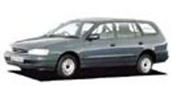 トヨタ カルディナバン 中古車 口コミ