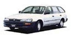 トヨタ スプリンターバン 中古車 レビュー