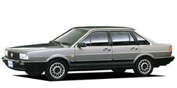 日産VWサンタナ
