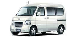 沖縄県の中古車 ホンダ バモスホビオ
