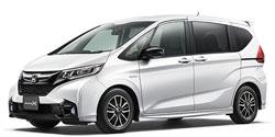沖縄県の中古車 ホンダ フリード