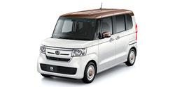 沖縄県の中古車 ホンダ N-BOX