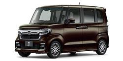 沖縄県の中古車 ホンダ N-BOXカスタム