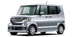 沖縄県の中古車 ホンダ N-BOX+カスタム
