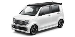 沖縄県の中古車 ホンダ N-WGNカスタム