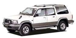 沖縄県の中古車 マツダ プロシードマービー