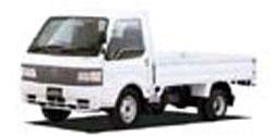沖縄県の中古車 マツダ ブローニィトラック