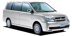 沖縄県の中古車 三菱 ディオン