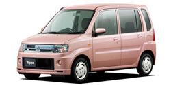 沖縄県の中古車 三菱 トッポ