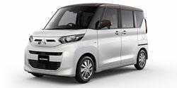 沖縄県の中古車 三菱 eKスペース