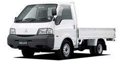 沖縄県の中古車 三菱 デリカトラック