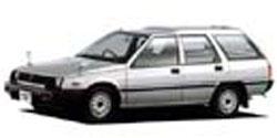 沖縄県の中古車 三菱 ランサーバン