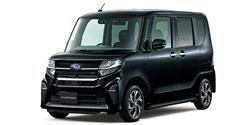 スバル シフォン カスタムR スマートアシスト<br>(フルタイム4WD / 4名 / CVT(無段変速車))