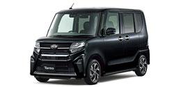 ダイハツ タント カスタムX<br>(FF / 4名 / CVT(無段変速車))