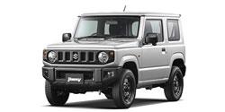 スズキ ジムニー XG スズキセーフティサポート装着車<br>(パートタイム4WD / 4名 / 4AT)