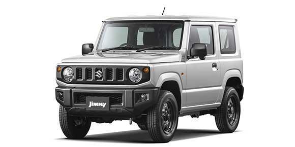 スズキ ジムニー XL スズキセーフティサポート装着車<br>(パートタイム4WD / 4名 / 4AT)