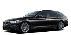 BMW 5シリーズ 523dツーリング Mスピリット