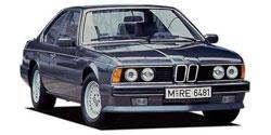 BMW 6シリーズ E24