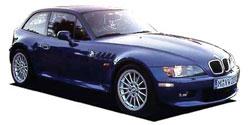 BMWZ3クーペ