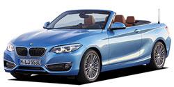BMW 2シリーズ 220iカブリオレ ラグジュアリー