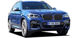 BMW X3 中古車 レビュー