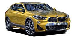 BMW X2 中古車 レビュー