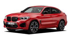 BMWX4 M