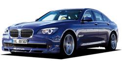 BMWアルピナ B7 F01