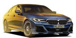 BMWアルピナB5