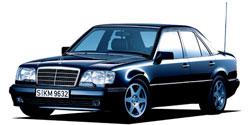 メルセデス・ベンツ Eクラス W124
