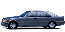 メルセデス・ベンツ Sクラス W140/W126